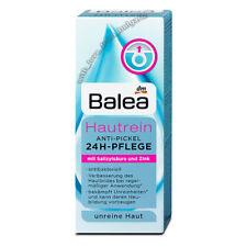 Balea Pure Skin Anti-Acne 24H Cream 50 ml (Antibacterial, Mattifying) GERMANY
