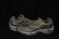 Merrell hiking shoes women size 8 all leather Vibram sole M Dry