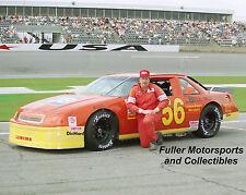 RARE JERRY HILL #56 CHEVY LUMINA 1994 DAYTONA NASCAR WINSTON CUP 8X10 PHOTO