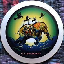 Beautiful Art Print Strx Star Teerex 176.6 g Innova Disc Golf Oop New Patent #