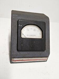 Vintage Westinghouse Milliamp Meter / Gauge