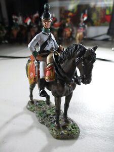 Trooper, Austrian Jagers 1800 Del Prado Soldier Horse p