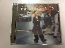Avril Lavigne - Let Go Album 2002 CD