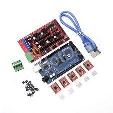 3D Printer Kit Mega 2560 + RAMPS 1.4 + 5X A4988 for Arduino Prusa i3 RepRap