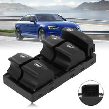 Electric Power Master Window Switch Fit Audi A3 A6 S6 Q7 left window switch US