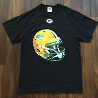 VTG 90s Green Bay Packers T-Shirt Mens Large NFL Football Official Streetwear OG