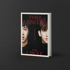 TVXQ! DBSK - TVXQ! CONCERT -CIRCLE- #WITH 184p Concert Photobook+Photocard