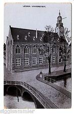 Leiden AK 1909 Universiteit Universität Passant Niederlande Nederland 1511864