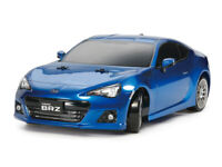 TAMIYA Subaru BRZ (TT-01 Chassis TYPE-E) Electric RC Assembly Kit 1/10