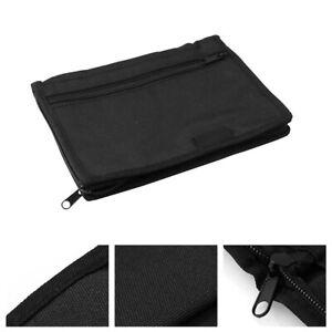 Universal Multi Pockets Glove Box Storage Organizer  Fit For Car Document Manual
