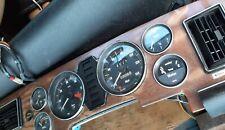 Jaguar XJ6 XJ12 XJC and Daimler Series 2 Original Wooden dash With Dials
