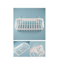 Soap Dish Washing Sponge Bath Net Drainer Suction Cup Holder Toilet Sponge Rack