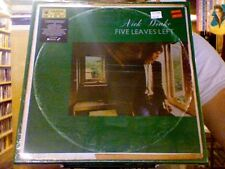 Nick Drake Five Leaves Left LP Box Set sealed vinyl + download + poster