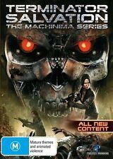 Terminator Salvation - The Machinima Series (DVD, 2010)