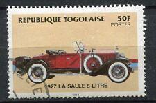 TIMBRE  VOITURE 1927 LA SALLE  5 LITRE