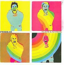 Audio CD Aliens & Rainbows - Ferras - Free Shipping