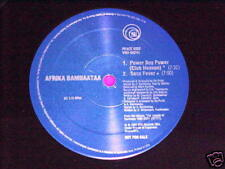 Afrika Bambaataa: Power Boy Power 12""
