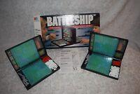Battleship The Classic Naval Combat Game 1990 #4730 Milton Bradley Complete