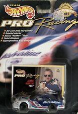 1997 Hot Wheels Pro Racing 1:64 Die Cast NASCAR #6 Valvoline Mark Martin NIB