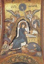 Italy Palermo Chiesa della Martorana La Nativita Church Nativity