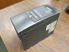 Siemens Micromaster 420 6SE6420-2UD13-7AA1 .37kW Used