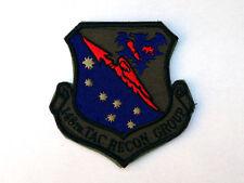 USAF 148th TRG, Minnesota ANG insignia patch, RF-4C era, RARE!