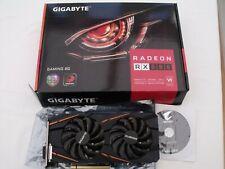 GIGABYTE Radeon GV-RX580GAMING-8GD  8GB GDDR5 Graphic Card RX580