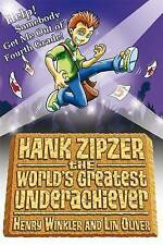 Hank Zipzer 7: Help! Somebody Get Me Out of Fourth Grade!,New Condition