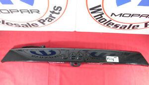 JEEP GRAND CHEROKEE Black Rear Liftgate Handle W/Plate Light Assembly OEM MOPAR