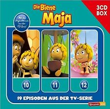 3 CDs * DIE BIENE MAJA (CGI) - 3-CD HÖRSPIEL BOX VOL. 4 ZUR TV-SERIE # NEU OVP !