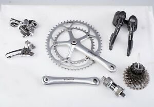 Campagnolo Record 10 speed road groupset build kit Crankset Shifters derailleurs