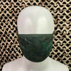 NEW Exalt Anti-Dust Face Covering - Green Branch Camo
