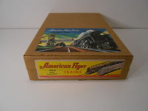 American Flyer Train Set  S gauge