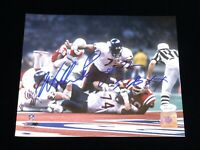 William Perry The Fridge Chicago Bears Signed Autographed 8x10 Photo JSA COA