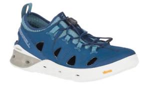 Merrell Tideriser Sieve Blue Wing Boating Shoe Men's sizes 8-13 NIB!!!