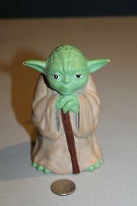 "Vintage Kenner Star Wars 5"" YODA FORTUNE TELLER Figure Magic 8 Ball Loose ESB"
