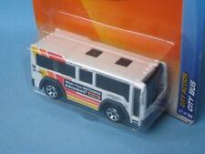 Matchbox City Bus Transport Tourist School White Body 75mm Long in BP