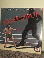 Killer Carlin Vinyl LP George Carlin 1981 SEALED