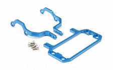 CNC Metal servo support bracket blue for 1/5 losi 5ive-t rovan lt km x2 parts