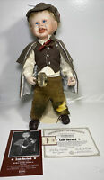 VINTAGE Porcelain Doll - Little Sherlock by Ashton Drake 1989