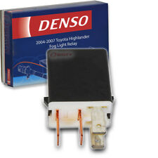 Denso Fog Light Relay for Toyota Highlander 2004-2007 Headlight Electrical dk