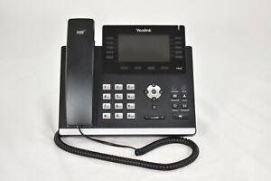 Yealink SIP-T46S Gigabit IP Deskphone - Used, Great condition - No AC adapter