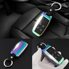 1pcs Colorful Zinc Alloy Car Key Cover Case Shell Keycase For Land Rover Luxury