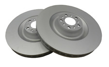 Bentley CREWE GENUINE Front Brake Disc/Rotor Set 3W0615301K (2)