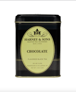 Harney and Sons Chocolate Tea 4 Ounce Tin