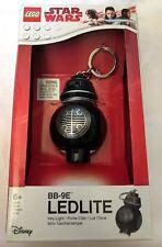 New LEGO - Star Wars The Last Jedi BB-9E LED Key Light Keychain Flashlight