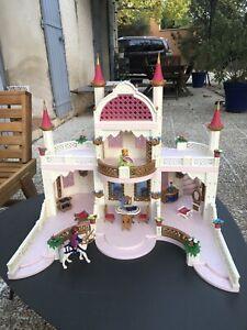 Château de Princesse Playmobil 4250 avec boite