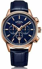 Rotary GS05399-05 Men's Cambridge Chronograph Watch leather RRP £239.00