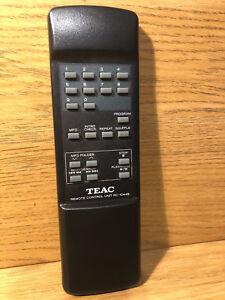 Teac RC-1044B Genuine Replacement Remote Control OEM