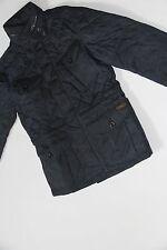 Ralph Lauren RLX Quilted Navy Hoodie Jacket S Small
